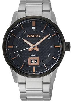 Японские наручные  мужские часы Seiko SUR285P1. Коллекция Conceptual Series Sports.
