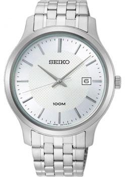 Японские наручные мужские часы Seiko SUR289P1. Коллекция Neo Classic фото