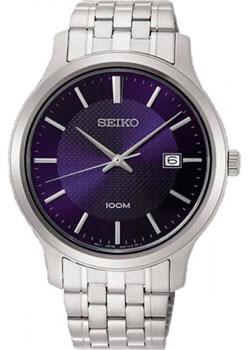Японские наручные мужские часы Seiko SUR291P1. Коллекция Neo Classic фото