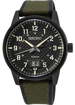 Японские наручные  мужские часы Seiko SUR325P1. Коллекция Neo Sports.