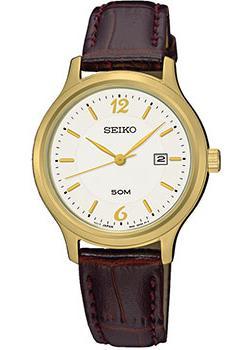 Японские наручные  женские часы Seiko SUR790P1. Коллекция Promo