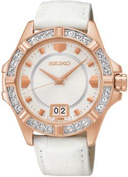 Японские наручные  женские часы Seiko SUR800P1. Коллекция SEIKO LORD