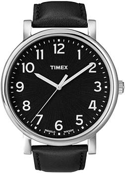 мужские часы Timex T2N339. Коллекция Easy Reader