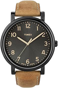 мужские часы Timex T2N677. Коллекция Easy Reader