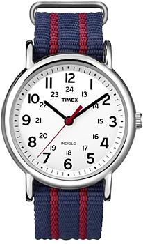 мужские часы Timex T2N747. Коллекция Weekender