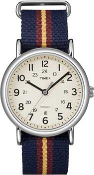 мужские часы Timex T2P234. Коллекция Weekender