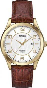 мужские часы Timex T2P449. Коллекция Classics