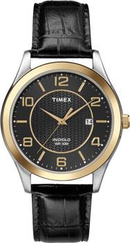 мужские часы Timex T2P450. Коллекция Classics