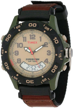 мужские часы Timex T45181. Коллекция Expedition