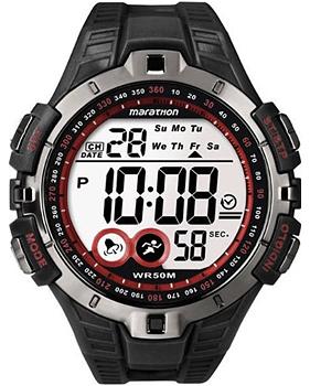 мужские часы Timex T5K423. Коллекция Marathon