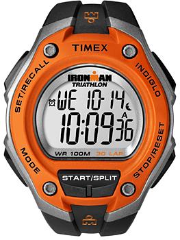 мужские часы Timex T5K529. Коллекция Ironman Triathlon