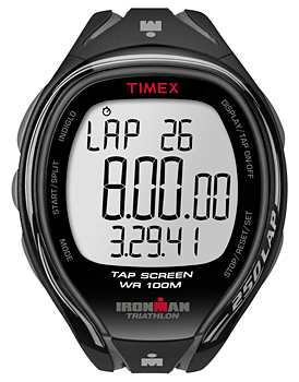 мужские часы Timex T5K588. Коллекция Ironman Triathlon