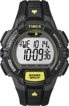 мужские часы Timex T5K790. Коллекция Ironman