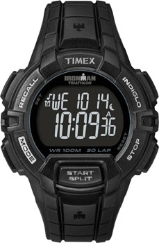 мужские часы Timex T5K793. Коллекция Ironman