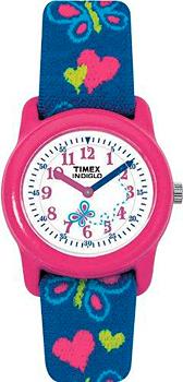 женские часы Timex T89001. Коллекция Kids
