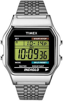 мужские часы Timex TW2P48300. Коллекция Classics