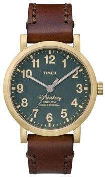 мужские часы Timex TW2P58900. Коллекция Waterbury