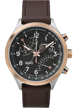 мужские часы Timex TW2P73400. Коллекция Intelligent