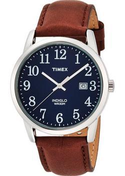 мужские часы Timex TW2P75900. Коллекция Easy Reader
