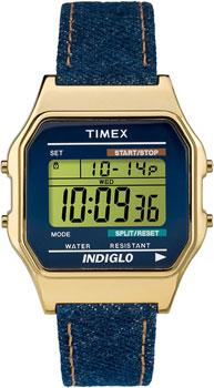 мужские часы Timex TW2P77000. Коллекция Timex 80