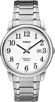 мужские часы Timex TW2P81300. Коллекция Easy Reader