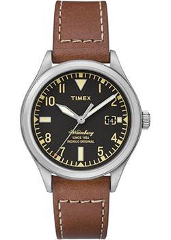 женские часы Timex TW2P84600. Коллекция Waterbury