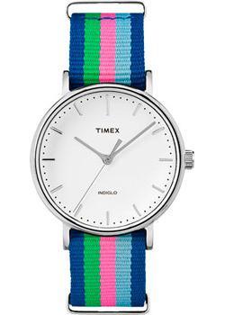 женские часы Timex TW2P91700. Коллекция Weekender