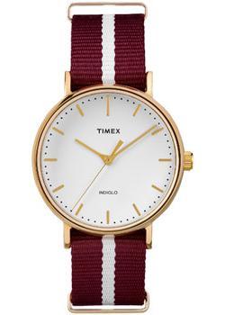 женские часы Timex TW2P98100. Коллекция Weekender
