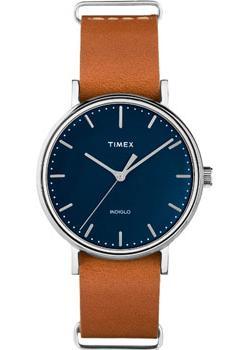 женские часы Timex TW2P98300. Коллекция Weekender