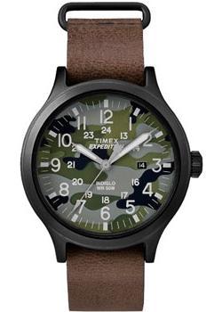 мужские часы Timex TW4B06600. Коллекция Expedition