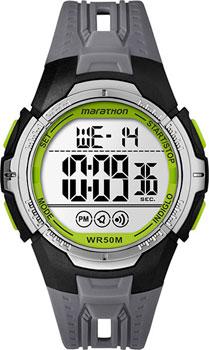 мужские часы Timex TW5M06700. Коллекция Marathon
