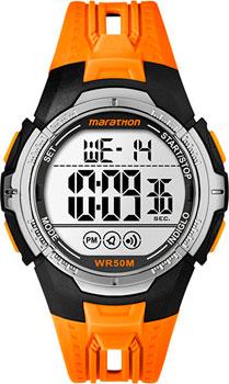 мужские часы Timex TW5M06800. Коллекция Marathon