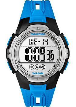 мужские часы Timex TW5M06900. Коллекция Marathon