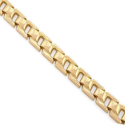 Мужской браслет Н5045   Купить кулон из золота