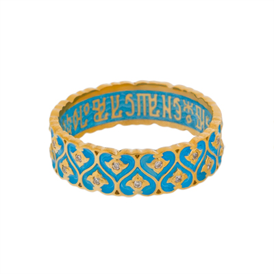 Серебряное кольцо  BL_3.54.18.5