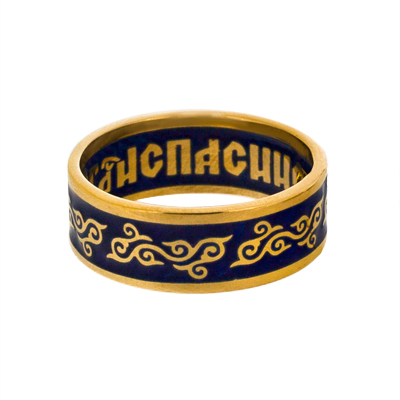 Серебряное кольцо  F_03.009.4.21.17.5