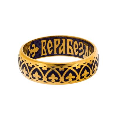 Серебряное кольцо  F_03.015.315.17