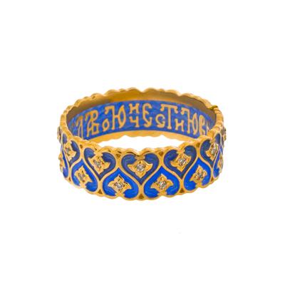 Серебряное кольцо  G_3.12.17