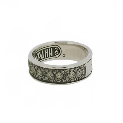 Серебряное кольцо  ST_03.025_20.0