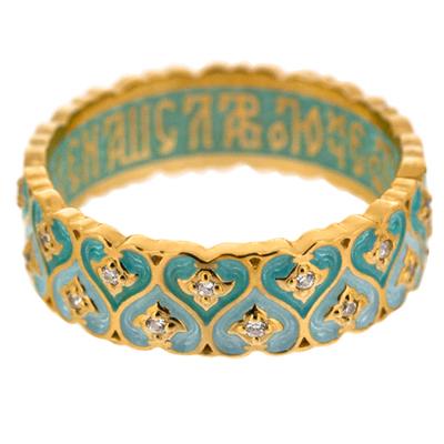 Серебряное кольцо  Z_3.69.17.5